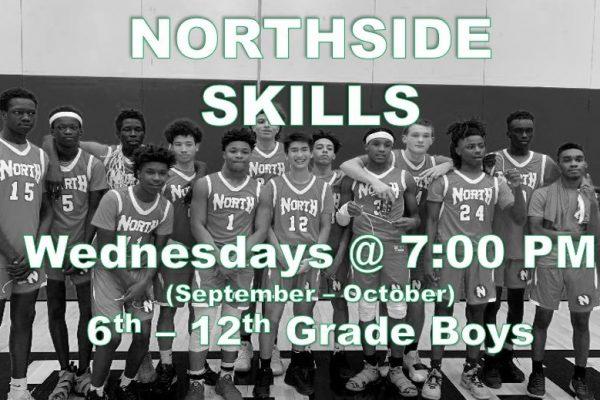 6th-12th Grade Boys Basketball Camp