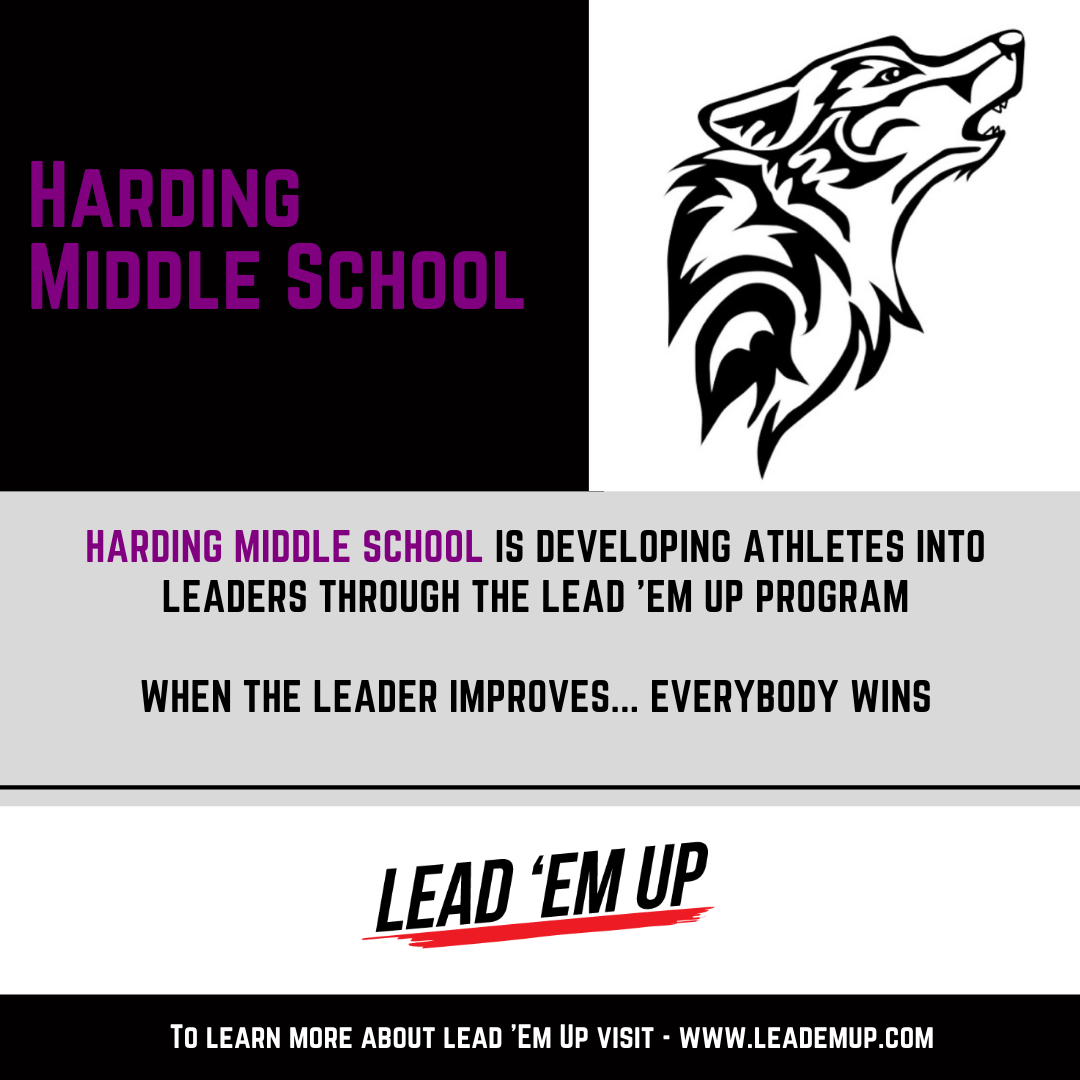Harding Social Graphic